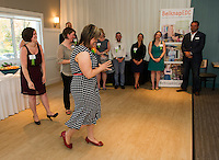 Fusion Impact Awards at Laconia Country Club.  Karen Bobotas for the Laconia Daily Sun