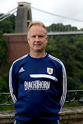 Bristol City head coach Sean O'Driscoll - Photo mandatory by-line: Kieran McManus/JMP - Tel: Mobile: 07966 386802 31/07/2013 - SPORT - FOOTBALL - Avon Gorge Hotel - Clifton Suspension bridge - Bristol -  Team Photo