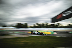May 11, 2019 - Barcelona, Catalonia, Spain - LEWIS HAMILTON (GBR) from team Mercedes drives in his W10 during the third practice session of the Spanish GP at Circuit de Catalunya (Credit Image: © Matthias Oesterle/ZUMA Wire)