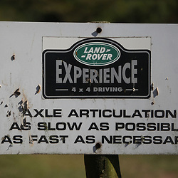 THURSDAY 13TH MAY 2010 / DURBAN SOUTH AFRICA<br /> <br /> during the Sharks  off road for the Land rover Experience