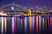 Sydney Harbour Bridge, Lavender Bay