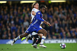Michy Batshuayi of Chelsea in action - Mandatory by-line: Jason Brown/JMP - 15/05/2017 - FOOTBALL - Stamford Bridge - London, England - Chelsea v Watford - Premier League