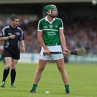 Limerick's Ronan Lynch takes a free