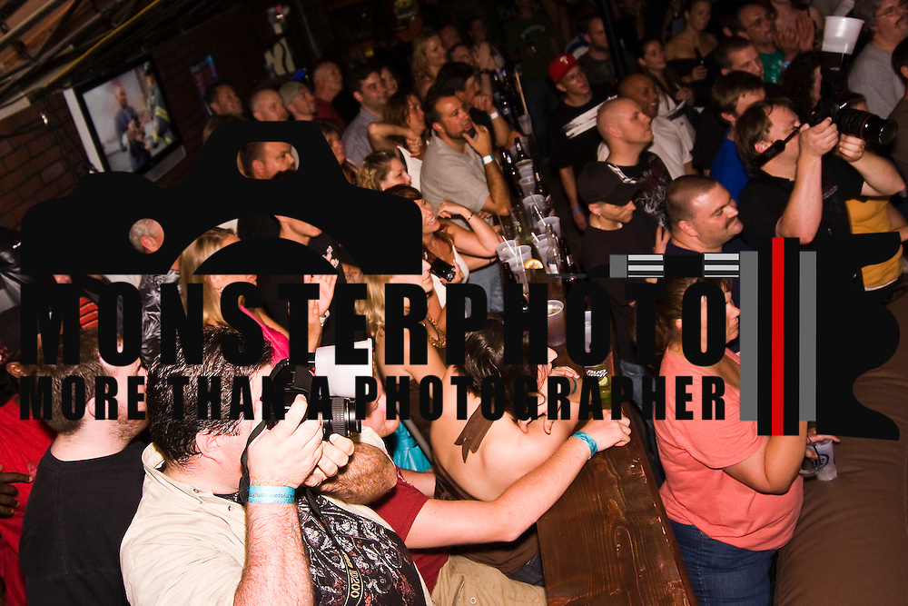 06/05/10 Hockessin, DE - Crowd enjoy the Bikini contest at the famous Dizzy Bulldog in Hockessin Delaware on Saturday, June 5, 2010. Special to Monsterphoto/SAQUAN STIMPSON