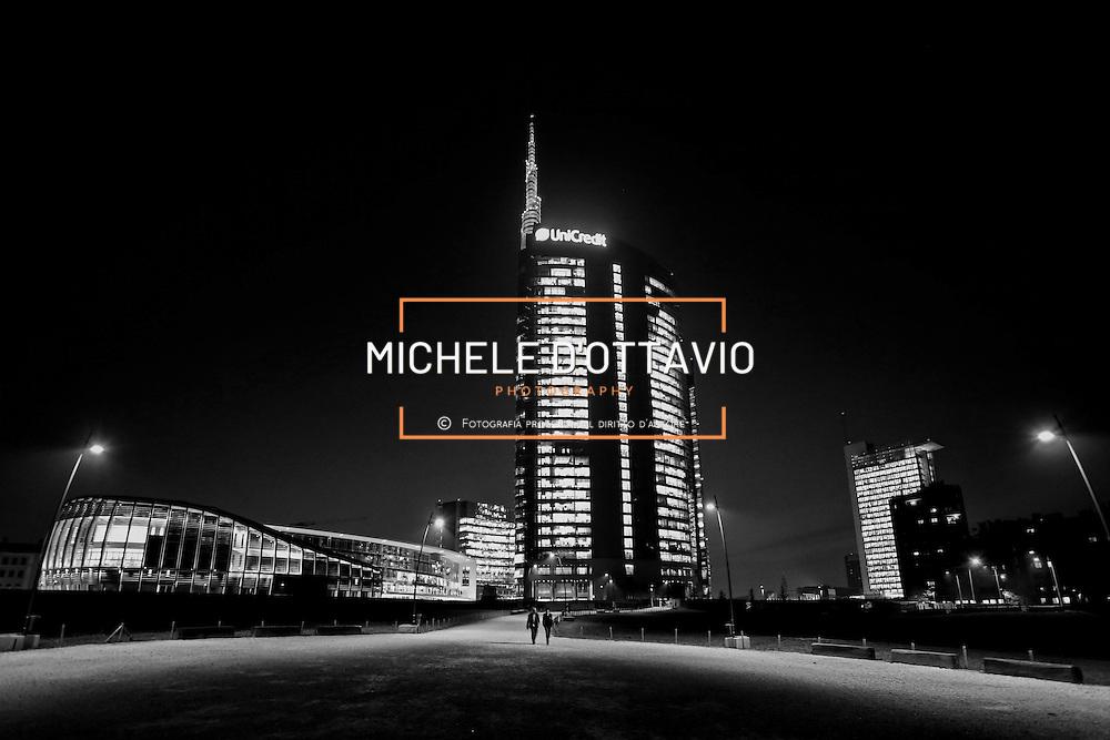 Milano Porta Nuova Garibaldi