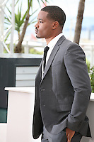 Ryan Coogler, director, at the Fruitvale Station film photocall at the Cannes Film Festival 16th May 2013