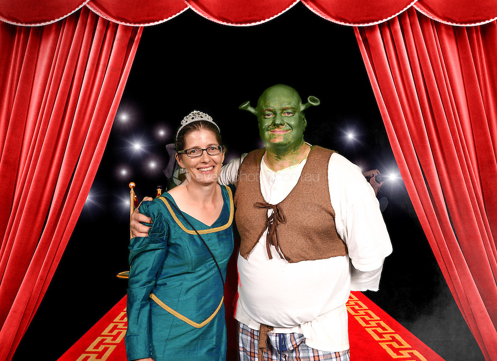 Green Screen Photography. Mitre 10 Gala. CORPORATE/EVENT: Mitre 10 Expo 2015. Gold Coast. Queensland. Photo by Sircle Studios/Event Photos Australia.