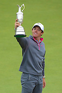 RORY OPEN CHAMPIONSHIP 2014