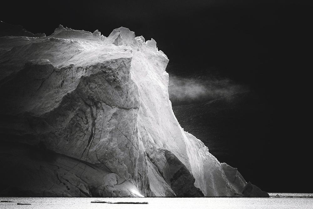 Iceberg, Norvestfjord, Greenland
