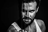 Gil McKinney // Wolverine Cosplay 2017