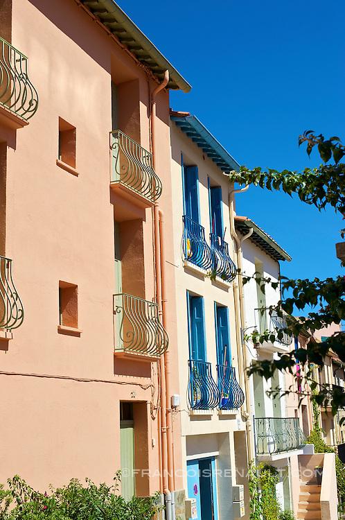 Collioure, Pyrenees Orientales, France