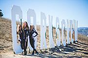 September 7-9, 2018: Lamborghini Super Trofeo, Weathertech Raceway Laguna Seca. Lamborghini grid girls