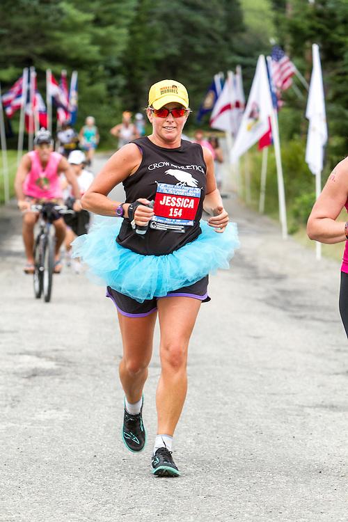 Great Cranberry Island Ultra 50K road race: Jessica