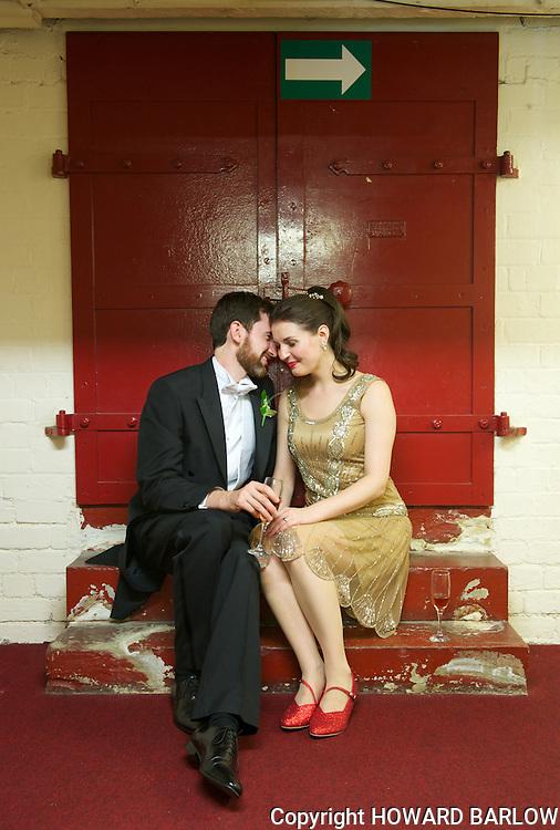 Victoria & David Shanks
