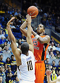 20100123 - Oregon State Beavers @ California Golden Bears