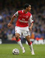 Photo: Rich Eaton.<br /> <br /> Chelsea v Arsenal. Carling Cup Final. 25/02/2007. Theo Walcott who scored Arsenals only goal of the game
