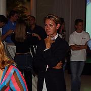 Uitreiking Simms Awards Amsterdam, Sylvie Meis broer