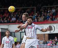 Dundee v Ross County 05-08-2017
