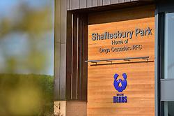 General View inside Shaftesbury Park  - Mandatory by-line: Alex James/JMP - 21/09/2019 - RUGBY - Shaftesbury Park - Bristol, England - Bristol Bears Women v Saracens Women - Tyrrells Premier 15s