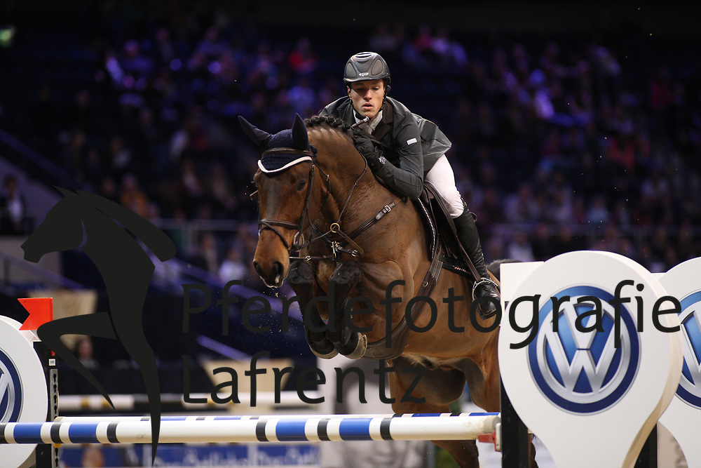 Touloupis, Angelos (GRE), New from Inniskeen<br /> Braunschweig - Löwen Classics 2016<br /> Finale Youngster Tour<br /> © www.sportfotos-lafrentz.de / Stefan Lafrentz