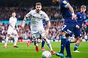 Leeds United midfielder Mateusz Klich (43) in action during the EFL Sky Bet Championship match between Leeds United and Huddersfield Town at Elland Road, Leeds, England on 7 March 2020.