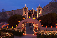 El Santuario de Chimayó, Roman Catholic church, National Historic Landmark, Chimayó, New Mexico