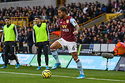 Douglas Luiz of Aston Villa during the Premier League match between Wolverhampton Wanderers and Aston Villa at Molineux, Wolverhampton, England on 10 November 2019.
