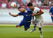 Fussball Euro League Play-Off 2012/13: VFB Stuttgart - Dynamo Moskau