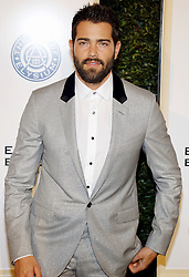 Jesse Metcalfe at the Art of Elysium Celebrating the 10th Anniversary held at the Red Studios in Los Angeles, USA on January 7, 2017.