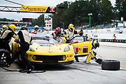October 5-7, 2017: Motul Petit Le Mans 2017. 4 Corvette Racing, Corvette C7.R, Oliver Gavin, Tommy Milner, Marcel Fassler