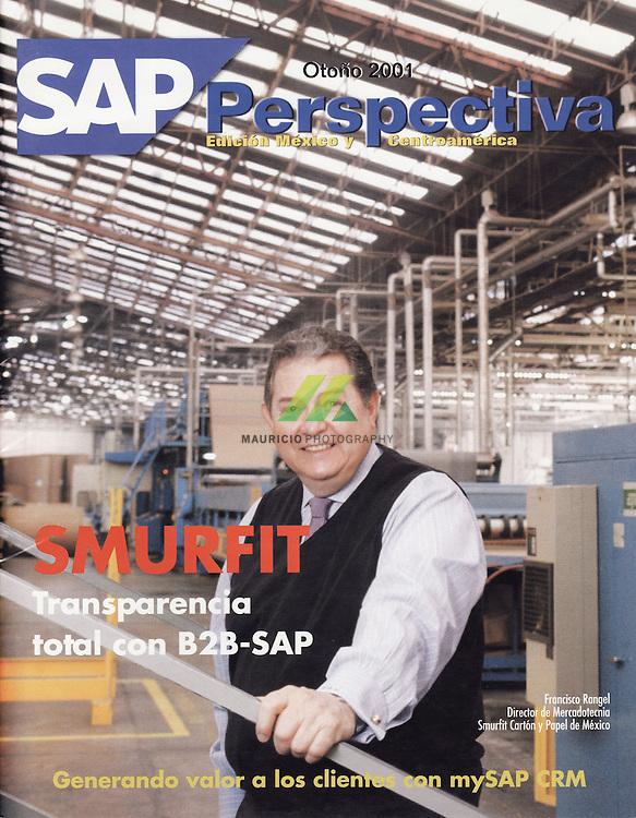 Francisco Rangel is Director de Mercadotecnia of Smurfit Kappa Carton y Papel de Mexico