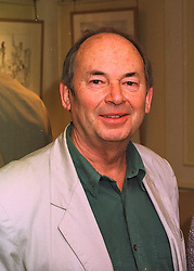 Artist QUENTIN BLAKE at an exhibition in london on 3oth March 1998. MGK 18