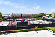 Lastinger Tennis Center on Campus of Chapman University