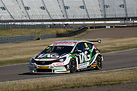 #66 Josh Cook Power Maxed Racing Vauxhall Astra during BTCC Practice  as part of the Dunlop MSA British Touring Car Championship - Rockingham 2018 at Rockingham, Corby, Northamptonshire, United Kingdom. August 11 2018. World Copyright Peter Taylor/PSP. Copy of publication required for printed pictures.