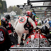 WEC contenders take place in the final free practice session for the Spa 6 Hours race.  The FIA hosts round two of the 2017 World Endurance Championship at the Spa Francorchamps Circuit in Belgium