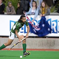 MELBOURNE - Champions Trophy men 2012<br /> Australia  v Pakistan 1-0<br /> foto: Shakeel Abassi<br /> FFU PRESS AGENCY COPYRIGHT FRANK UIJLENBROEK
