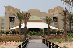 Image ©Licensed to i-Images Picture Agency. 15/06/2009. Desert Island resort on Sir Bani Yas Island, in the United Arab Emirates, a former private nature reserve belonging to the late Sheikh Zayed, The founder of the United Arab Emirates , the Island  has been recently opened to the public.Picture by Andrew Parsons / i-Images