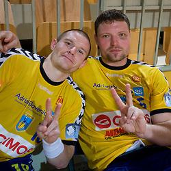 20090509: Handball - MIK 1. Liga, RK Cimos Koper vs RD Slovan