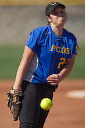 Phoenix Country Day School softball team playing St. Gregory at 2:30 pm on March 7, 2014 in the Desert Classic.  PCDS won.