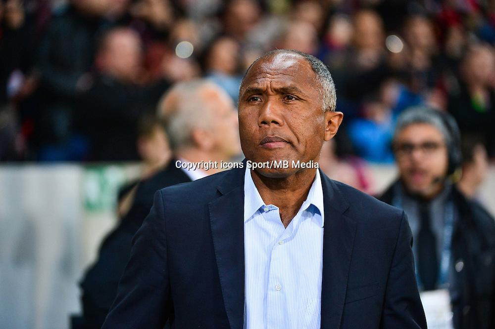 Antoine KOMBOUARE - 03.02.2015 - Lille / Lens - 35eme journee de Ligue 1<br />Photo : Dave Winter / Icon Sport