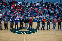 22 January 2011: 100th McLean County Tournament.  Group and presentation shots.