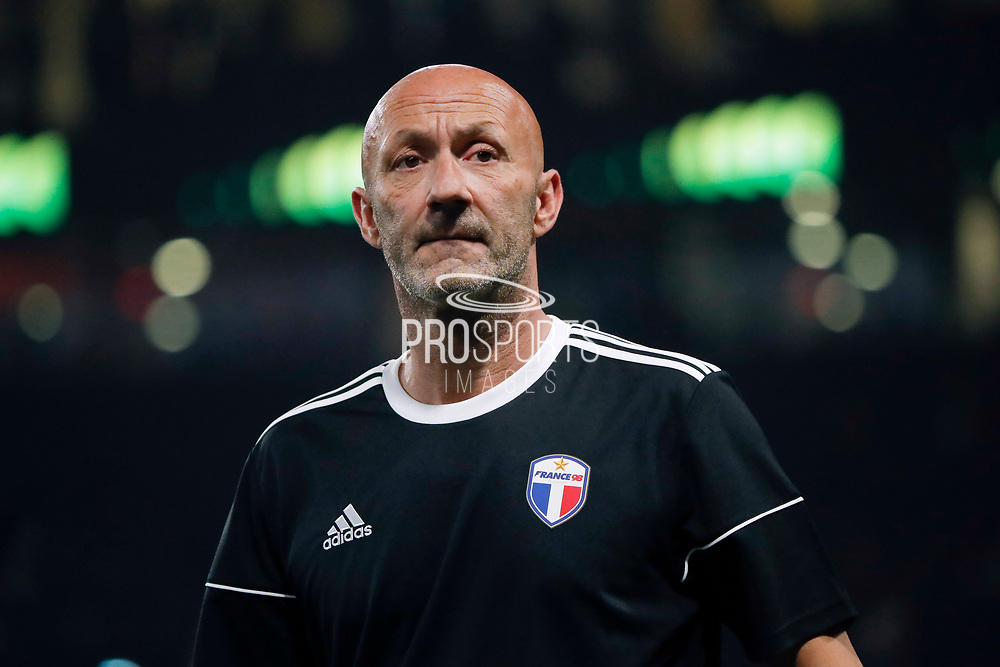 Fabien Barthez (France 98) during the 2018 Friendly Game football match between France 98 and FIFA 98 on June 12, 2018 at U Arena in Nanterre near Paris, France - Photo Stephane Allaman / ProSportsImages / DPPI