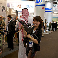 International Defence Exhibition & Conference 2011