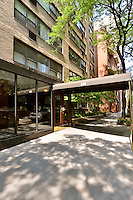 Entrance at 340 East 74th Street