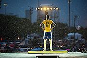 Rio de Janeiro, Brazil - November 24 of 2013: Nike Festival dos Esportes.<br /> Photo: LOST ART