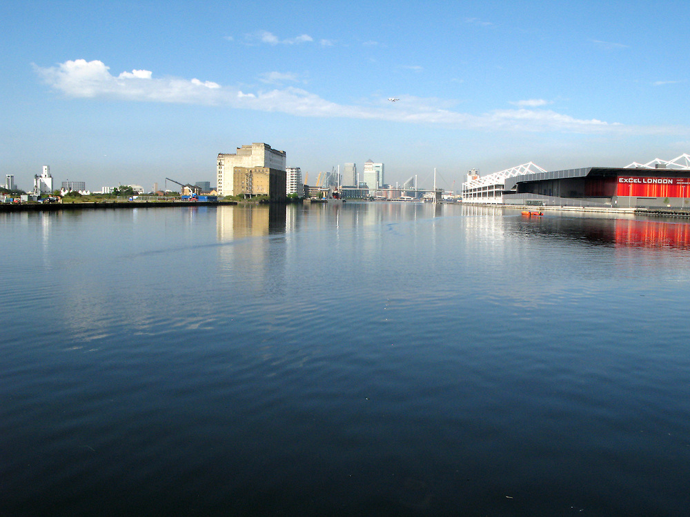 Excel, London, Royal Albert Dock