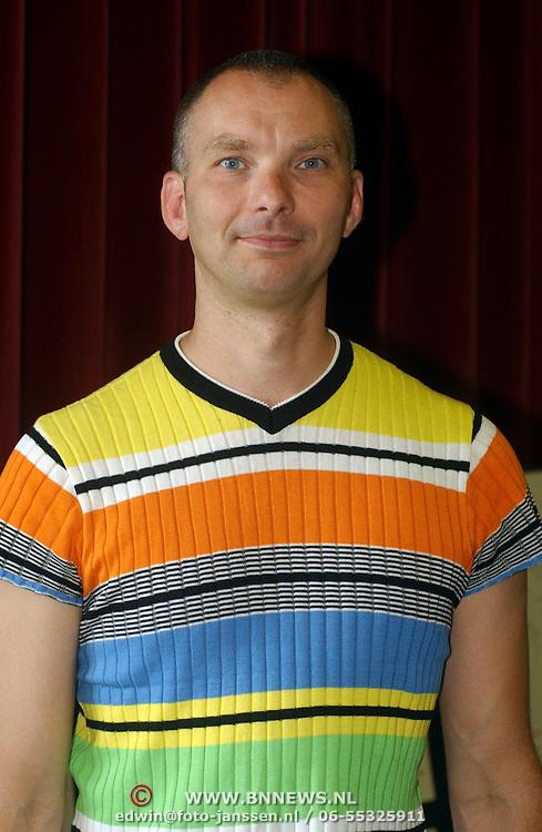 Perspresentatie Crazy for you musical, cast repetitie, Peter van Reijn
