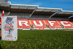 A general view of the Aesseal New York Stadium, home of Rotherham United - Mandatory by-line: Ryan Crockett/JMP - 24/02/2018 - FOOTBALL - Aesseal New York Stadium - Rotherham, England - Rotherham United v Doncaster Rovers - Sky Bet League One