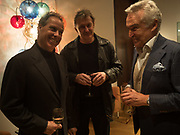 EARL OF SNOWDON; ROBIN CANNON; STEPHEN BAYLEY, Launch of 'Taste: The Secret Meaning of Things' by Stephen Bayley, Christies. King St. 16 October 2017