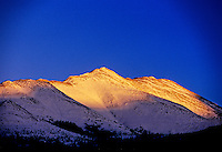 Rocky Mountains near Breckenridge, Colorado USA